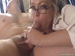 Bad MILF Miss Lonelyhearts Fantasy
